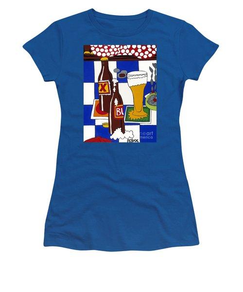 Chichis Y Cervesas Women's T-Shirt