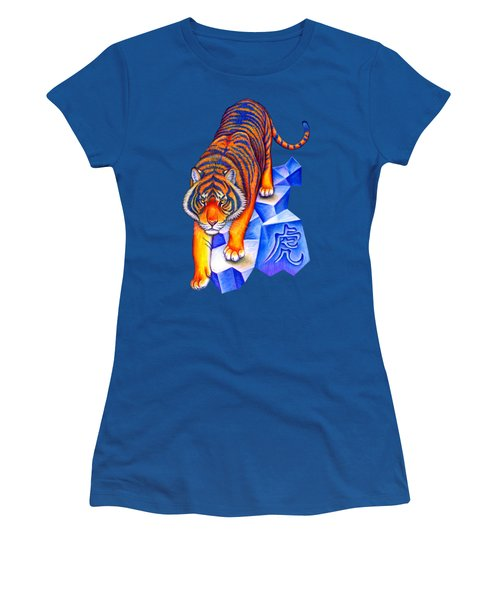 Chinese Zodiac - Year Of The Tiger Women's T-Shirt