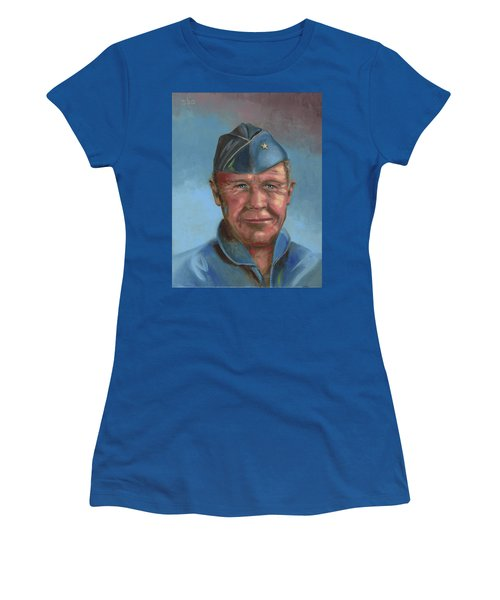 Chuck Yeager Women's T-Shirt