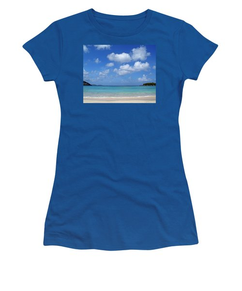 Cinnamon Bay 6 Women's T-Shirt