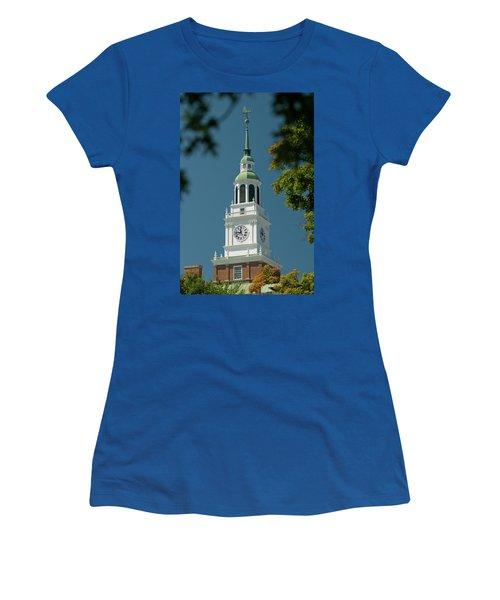 Clock Tower Women's T-Shirt
