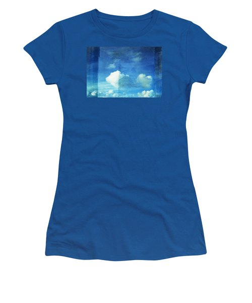 Cloud Painting Women's T-Shirt