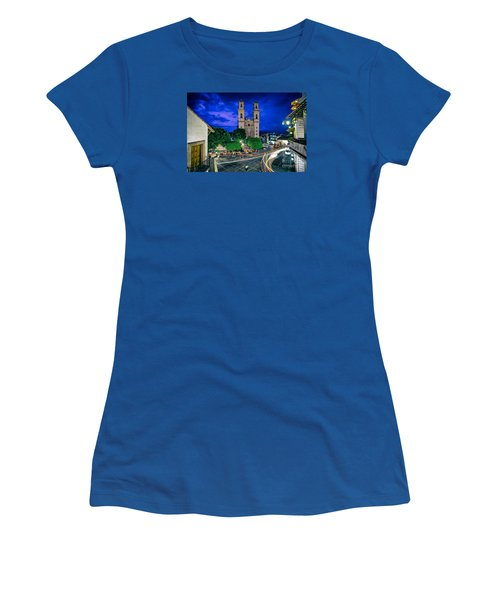 Colonial Town Of Taxco, Mexico Women's T-Shirt