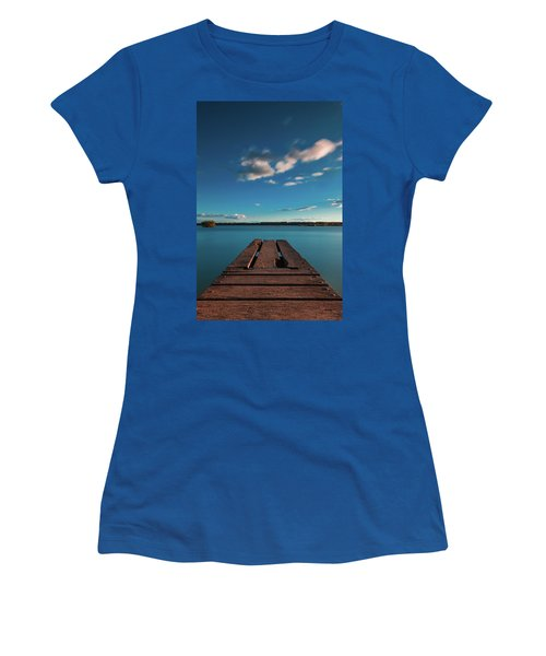 Comfortably Numb Women's T-Shirt (Athletic Fit)