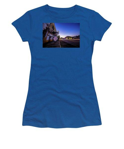 Commerce East Women's T-Shirt (Junior Cut)
