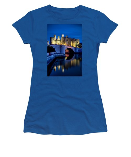 Conwy Castle Women's T-Shirt