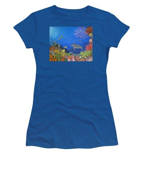 Coral Reef Women's T-Shirt