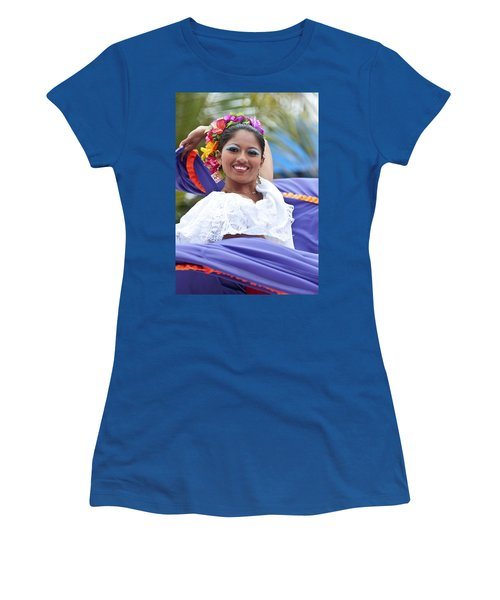 Costa Maya Dancer Women's T-Shirt
