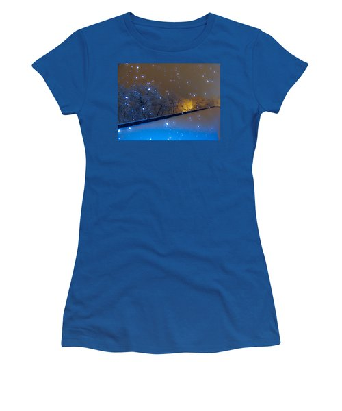 Crystal Falls Women's T-Shirt