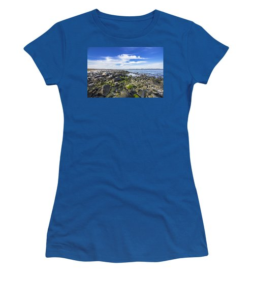 Cupsogue Bayside Women's T-Shirt (Athletic Fit)
