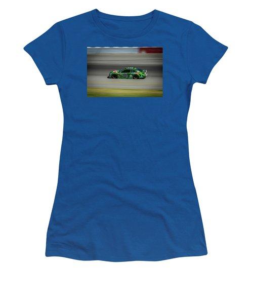 Dale Earnhardt At Mis 2017 Women's T-Shirt (Athletic Fit)