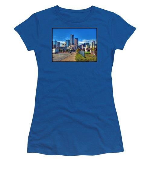 Dallas Skyline Women's T-Shirt