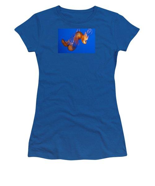 Dancing Sea Nettles Women's T-Shirt