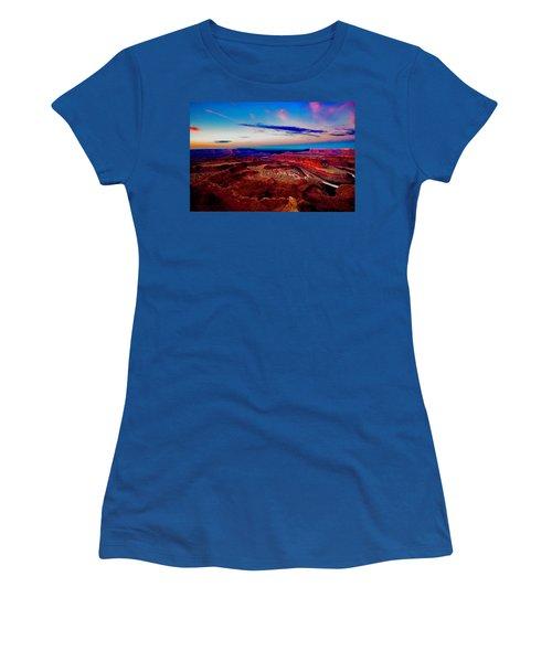 Dead Horse Point Women's T-Shirt (Athletic Fit)
