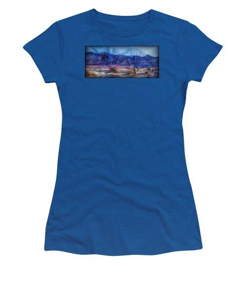 Death Valley Plains Women's T-Shirt