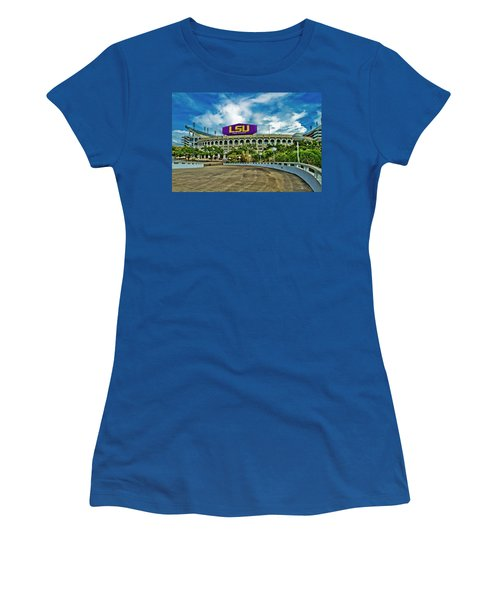 Death Valley Women's T-Shirt (Junior Cut) by Scott Pellegrin