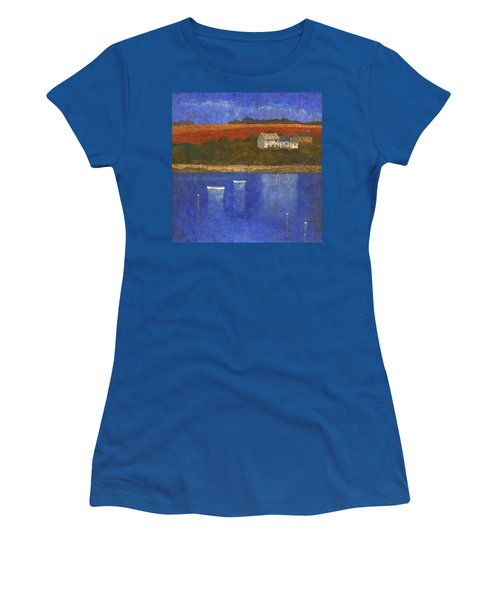 Deep Blue Women's T-Shirt
