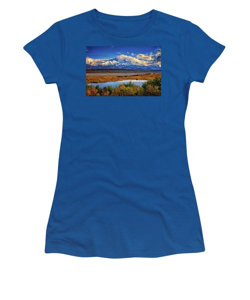 Denali, The High One Women's T-Shirt