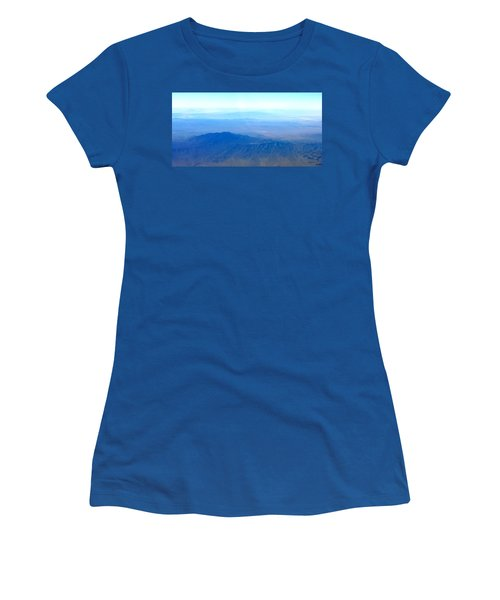 Desert Blues Women's T-Shirt