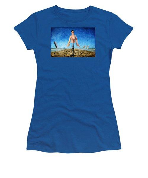 Desire No. 11 Women's T-Shirt (Athletic Fit)
