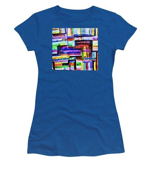 Destiny Road Women's T-Shirt (Athletic Fit)