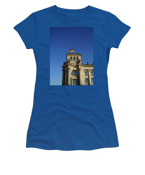 Deutscher Bundestag II Women's T-Shirt (Athletic Fit)