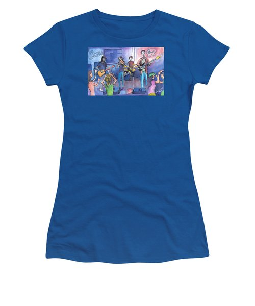 Dewey Paul Band Women's T-Shirt
