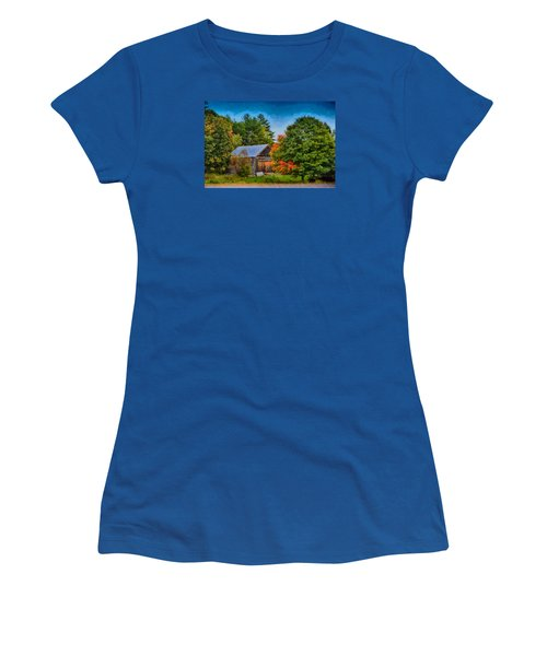 Done With Summer Women's T-Shirt (Junior Cut) by Tricia Marchlik