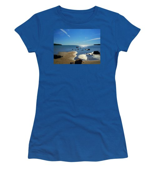 Drummond Shore 1 Women's T-Shirt (Athletic Fit)