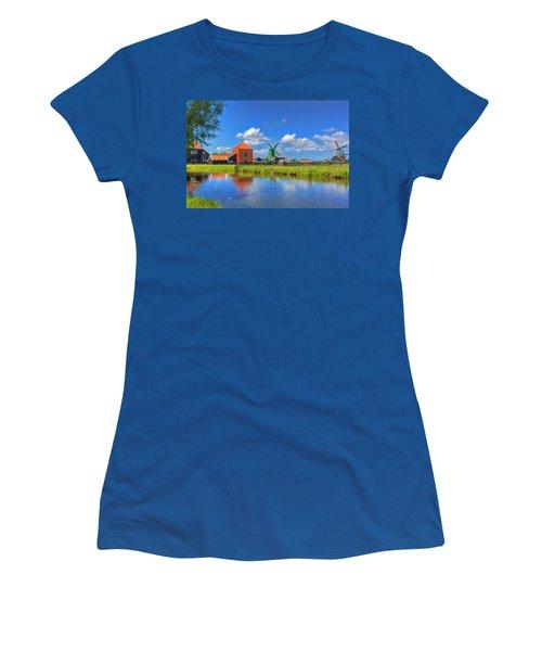 Dutch Countryside Women's T-Shirt