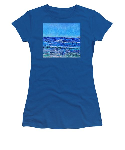 Ebbing Tide Women's T-Shirt