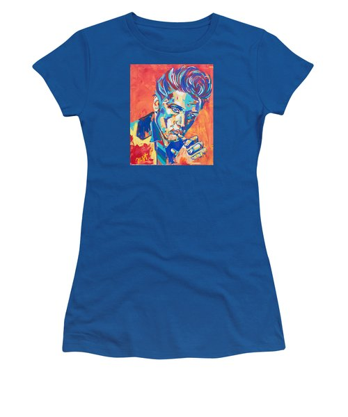 Elvis Women's T-Shirt (Athletic Fit)