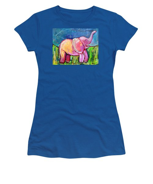 Emily's Elephant 2 Women's T-Shirt