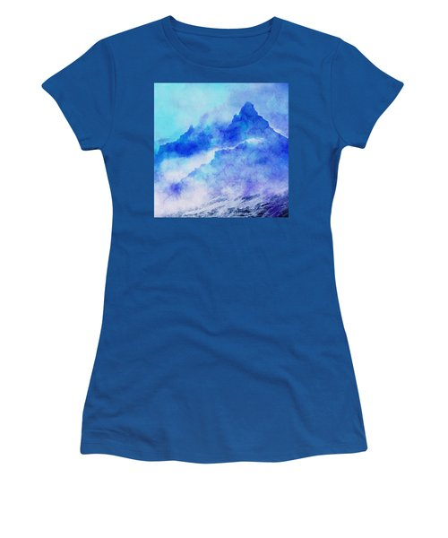 Enchanted Scenery #4 Women's T-Shirt (Athletic Fit)
