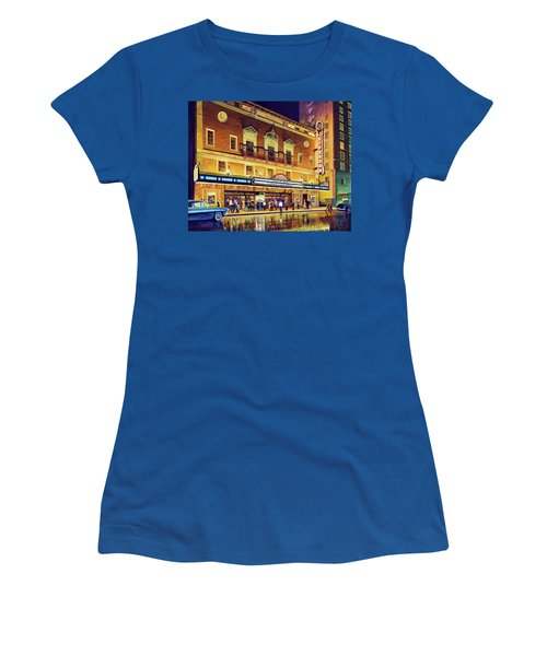 Evening At The Jefferson Women's T-Shirt