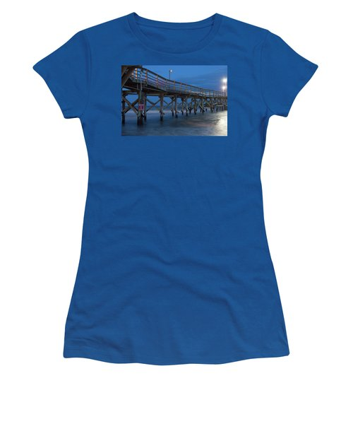 Evening Pier Women's T-Shirt