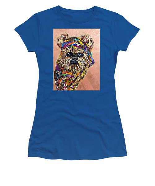 Ewok Star Wars Afrofuturist Collection Women's T-Shirt