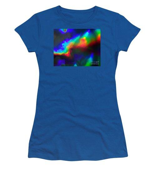 Heavenly Lights Women's T-Shirt