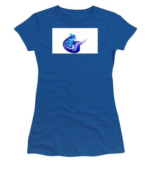 Fantasy Bird Women's T-Shirt (Junior Cut) by Thibault Toussaint