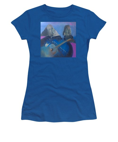 Faraglioni Serenade Women's T-Shirt