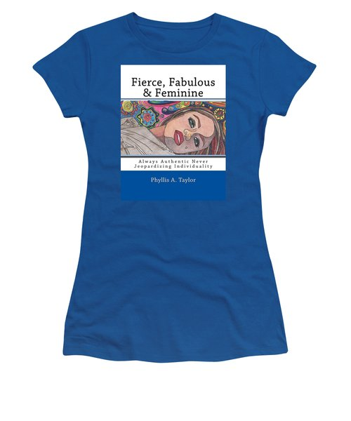 Fierce Fabulous And Feminine Women's T-Shirt (Athletic Fit)