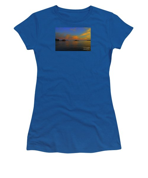 Final  Light Over  Gloucester Women's T-Shirt (Athletic Fit)