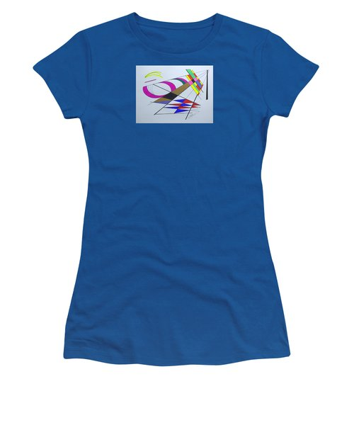 Finding Serendipity Women's T-Shirt (Athletic Fit)