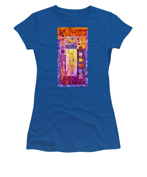 Flaming Feathers Women's T-Shirt