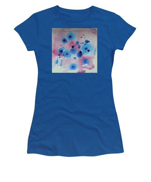 Flower Energies  Women's T-Shirt (Athletic Fit)