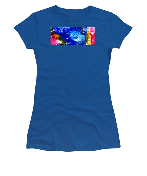 Focal Epilepsy Women's T-Shirt (Junior Cut) by Sir Josef - Social Critic -  Maha Art