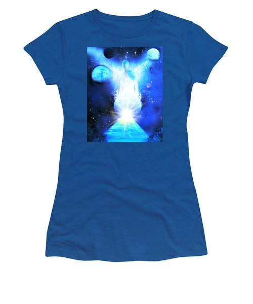From The Light Women's T-Shirt (Athletic Fit)