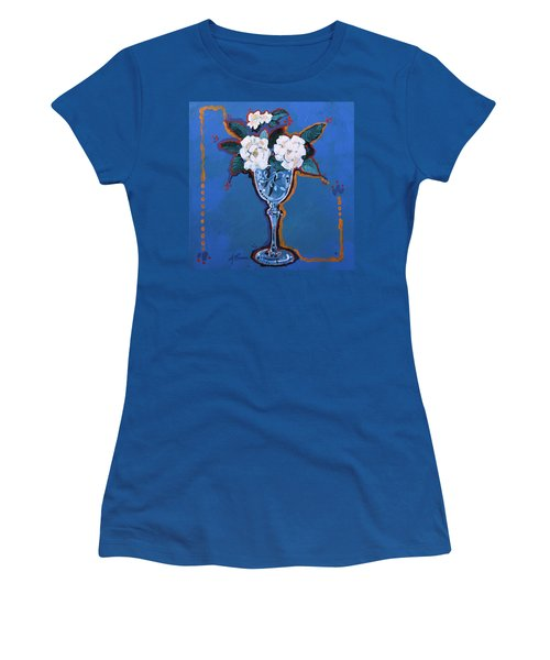 Gardenias Women's T-Shirt