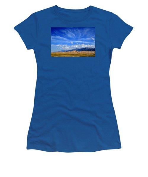 Glorious Morning Women's T-Shirt (Junior Cut)