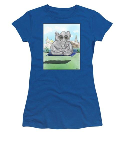 Go Zen, Baby Women's T-Shirt